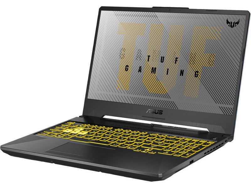"Portable Gaming ASUS TUF506 15.6"" Full HD Core i5-10300H 8GB DDR4 512GB NVMe NVIDIA GeForce GTX 1650 4GB Windows 10 Home"