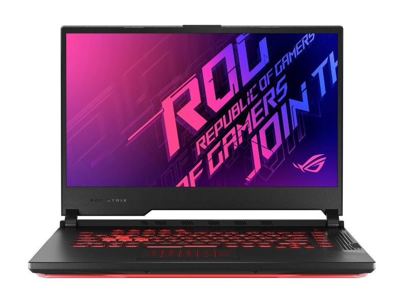 "Portable Gaming ASUS ROG Strix G512LW 15.6"" Full HD 144Hz Core i7-10750H 16GB SSD 512GB NVMe GeForce RTX 2070 8GB Windows 10 Home"