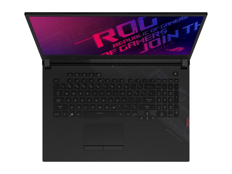 "Portable Gaming ASUS ROG Strix G732LWS 17.3"" Full HD 300Hz Core i7-10875H 16GB SSD 1TB NVMe GeForce RTX 2070 Super 8GB Windows 10 Pro"