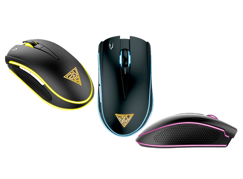 Combo Gaming USB Gamdias Souris ZEUS E1A 4200dpi 6 Boutons + Tapis de souris - KindInformatique.com Inc.