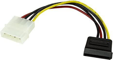 Adaptateur Molex à SATA - KindInformatique.com Inc.