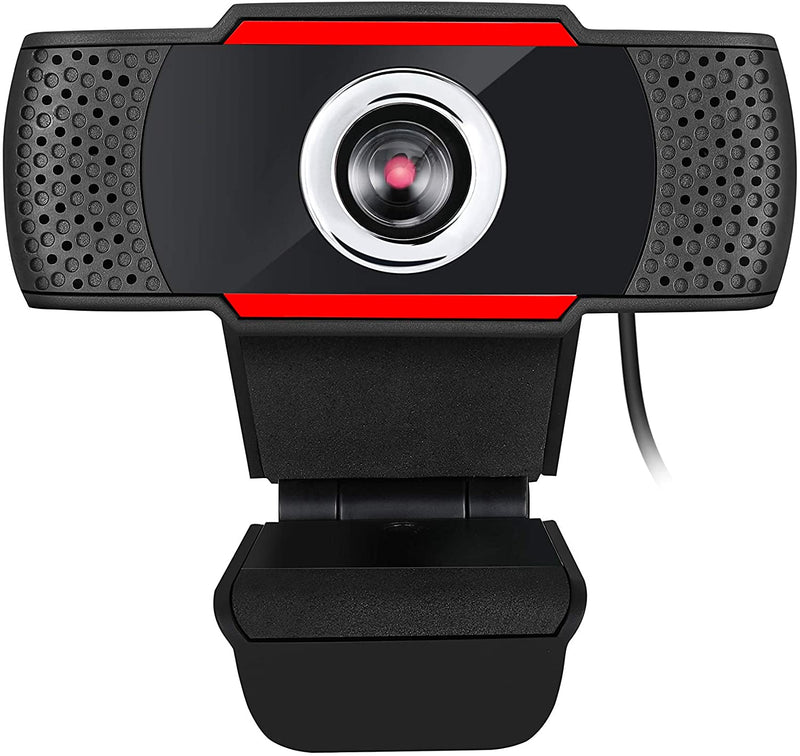 Webcam Adesso CyberTrack H3 720p avec microphone - USB