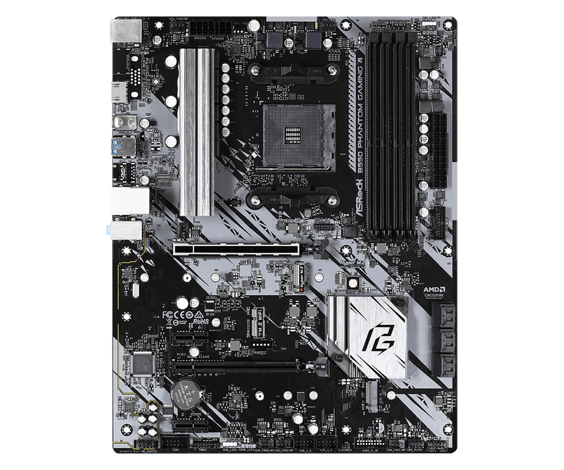 Carte Mère Asrock B550 Phantom Gaming 4 AM4 ATX