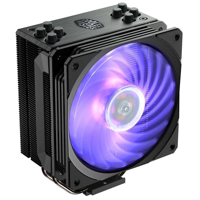 Refroidisseur Cooler Master Hyper 212 RGB Black Edition Intel AMD
