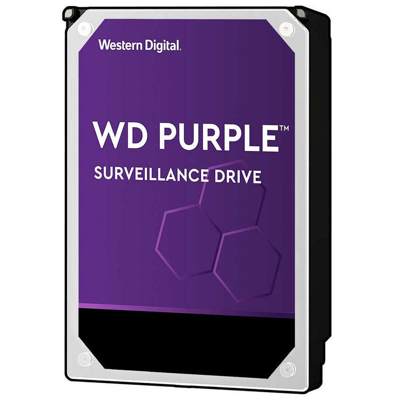 "Disque Dur 3.5"" Western Digital Purple 8Tb Surveillance 256Mb SATA - KindInformatique.com Inc."