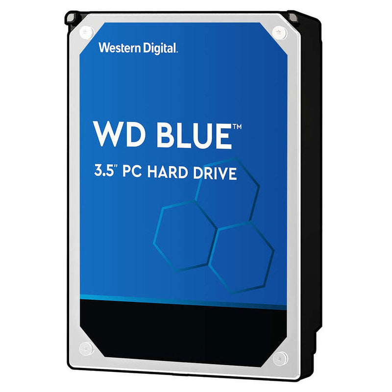 "Disque Dur 3.5"" Western Digital Blue 4Tb 5400RPM 64Mb SATA - KindInformatique.com Inc."
