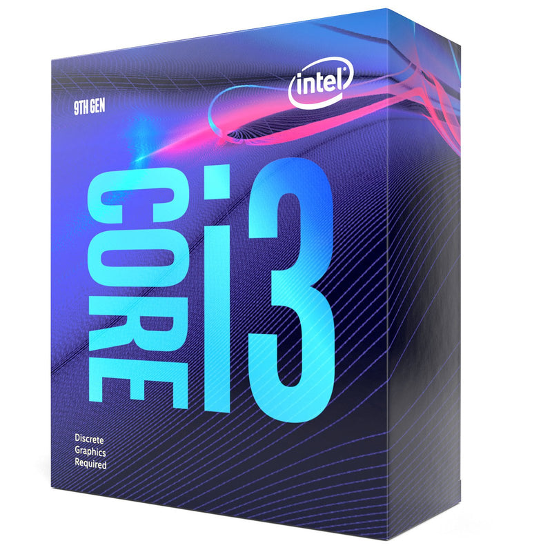 Processeur Intel Core i3-9100F 3.60Ghz / 4.20Ghz Turbo Boost 6Mb Cache LGA1151 - KindInformatique.com Inc.