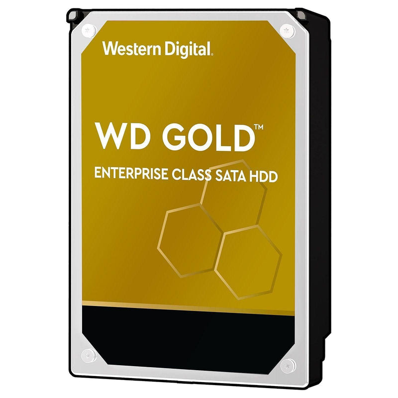 "Disque Dur 3.5"" Western Digital Gold 12Tb 7200RPM 256Mb SATA - KindInformatique.com Inc."