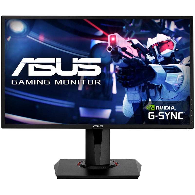 "Moniteur Gaming Asus VG248QG 24"" LED Full HD 1080p 165Hz 0.5ms HDMI DVI DP Haut-Parleurs G-Sync - KindInformatique.com Inc."