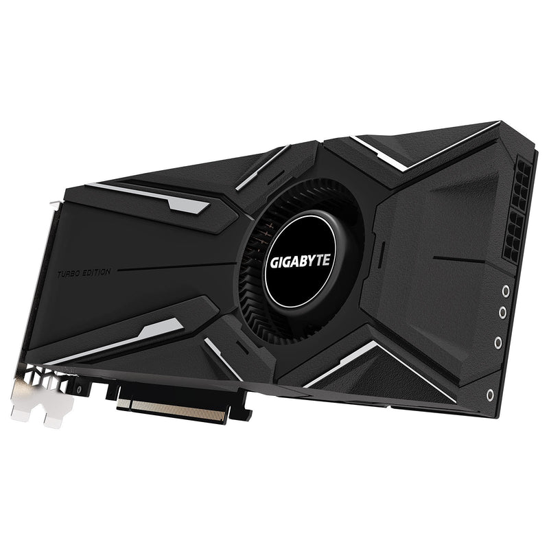 Carte Graphique Gigabyte TURBO GeForce RTX 2080 Ti OC 11Gb GDDR6 - KindInformatique.com Inc.