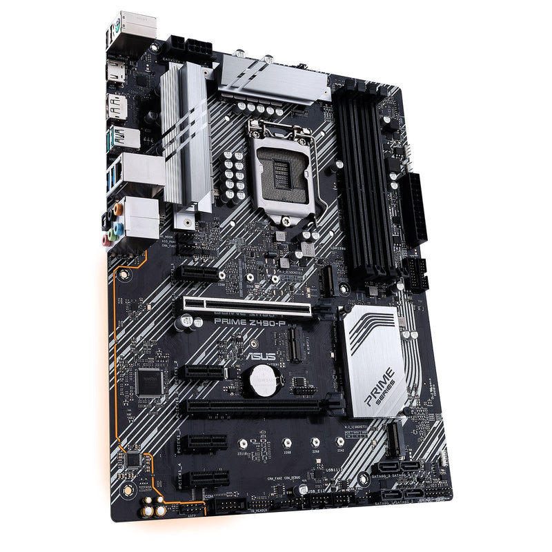 Carte Mère Asus PRIME Z490-P LGA1200 ATX - KindInformatique.com Inc.