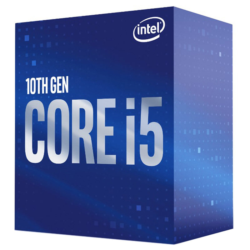 Processeur Intel Core i5-10400 2.90Ghz / 4.30Ghz Turbo Boost 12Mb Cache LGA1200 - KindInformatique.com Inc.