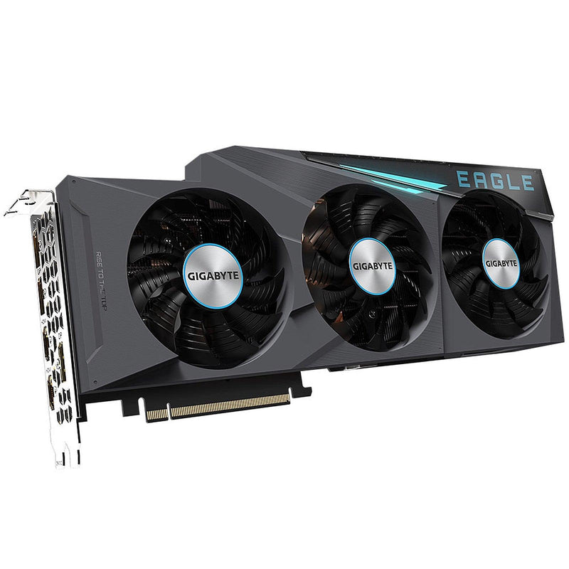 Carte Graphique Gigabyte GeForce RTX 3080 EAGLE OC 10GB GDDR6X