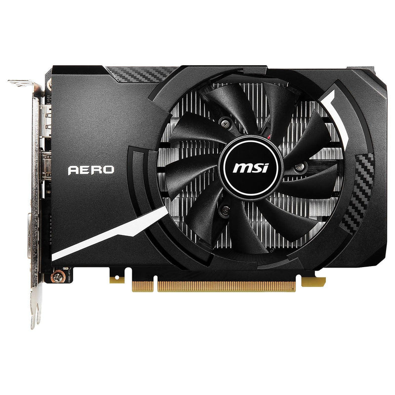 Carte Graphique MSI GeForce AERO GTX 1650 4Gb GDDR6