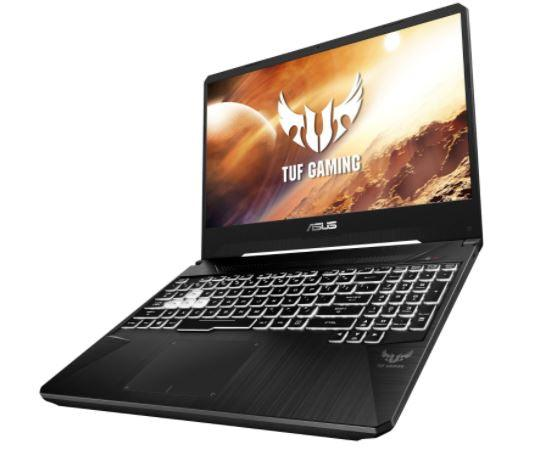 "Portable Gaming Asus TUF FX505GT 15.6"" Full HD LED Intel Core i5-9300H 4.10Ghz Turbo Boost 32Gb DDR4 1Tb HDD GeForce GTX 1650 4Gb Windows 10"