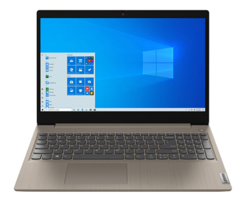 "Portable Lenovo IdeaPad 3 15.6"" LED Intel Gold 6405U 20Gb DDR4 480Gb SSD Windows 10"