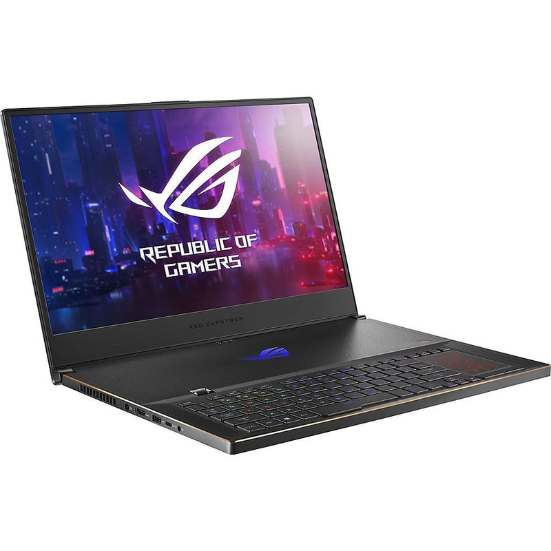 "Portable Gaming ASUS ROG Zephyrus S17 GX701LXS 17.3"" Full HD IPS 300Hz Core i7-10875H 32GB DDR4 SSD 1TB NVMe GeForce RTX 2080 Super 8GB Windows 10 Pro"