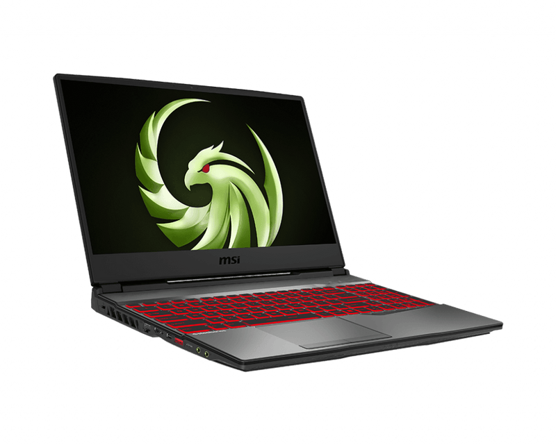 "Portable Gaming MSI Alpha 15 15.6"" Full HD IPS 120Hz Ryzen 7 3750H 16GB SSD 512GB NVMe AMD Radeon RX5500M Windows 10 Home"
