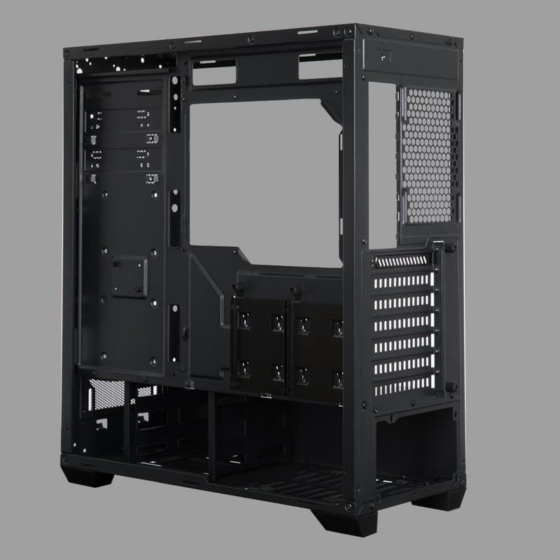 Boîtier Gaming AZZA Inferno 310 DH RGB ATX - KindInformatique.com Inc.