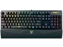 Clavier Gaming Mécanique USB Gamdias HERMES P1 RGB - KindInformatique.com Inc.