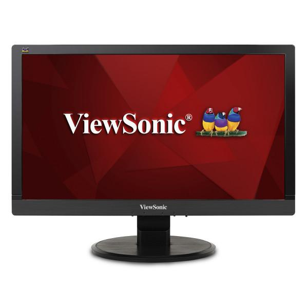 "Moniteur Viewsonic VA2055 20"" Full HD 1080p LED VGA DVI Haut-Parleurs - KindInformatique.com Inc."