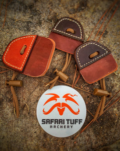 Safari Tuff Archery - Rod Jenkins 3 Under Tab