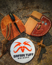 Load image into Gallery viewer, Safari Tuff Archery - Rod Jenkins Split Finger Tab