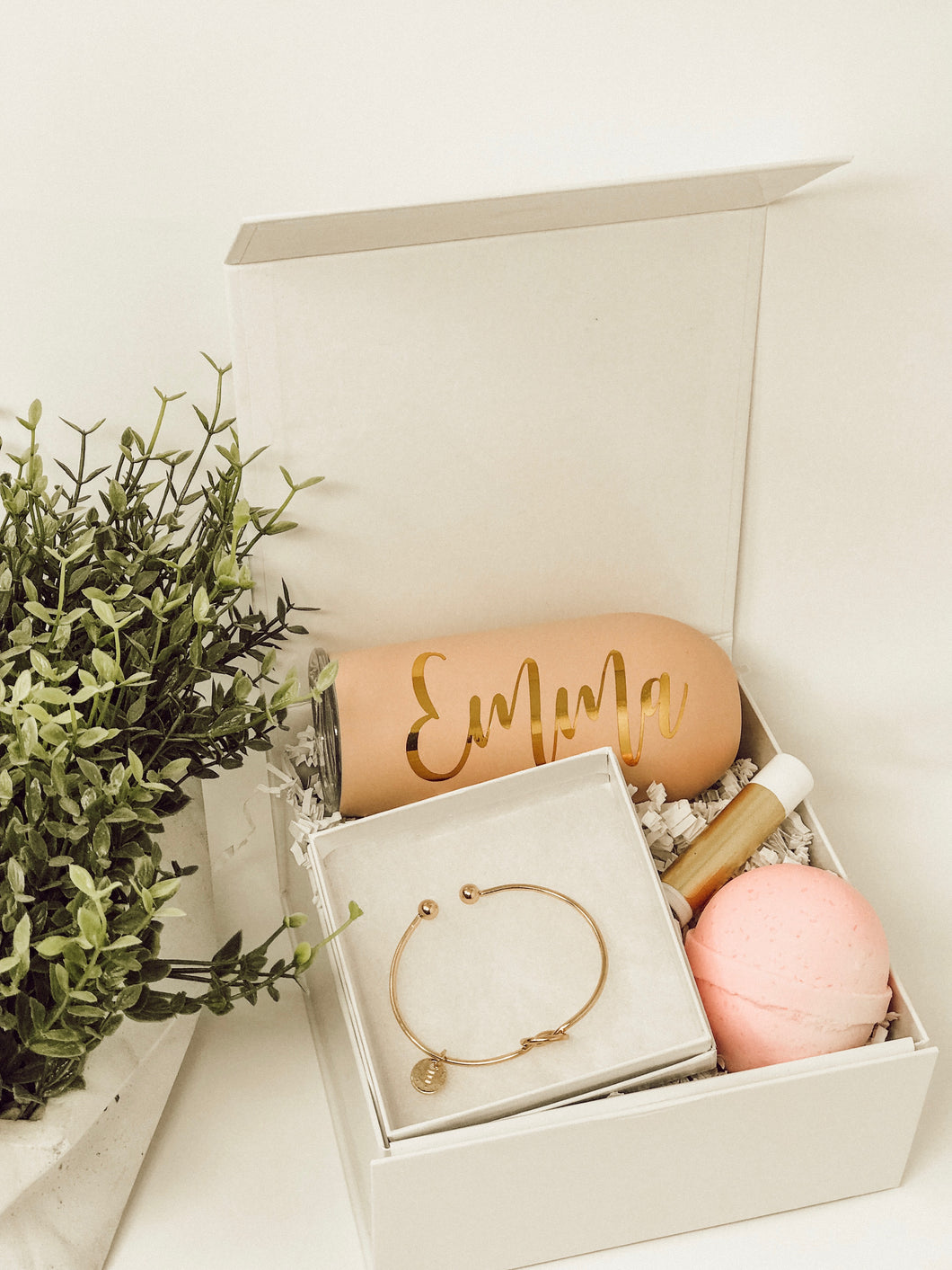 Gold Bridesmaid Proposal Box Set