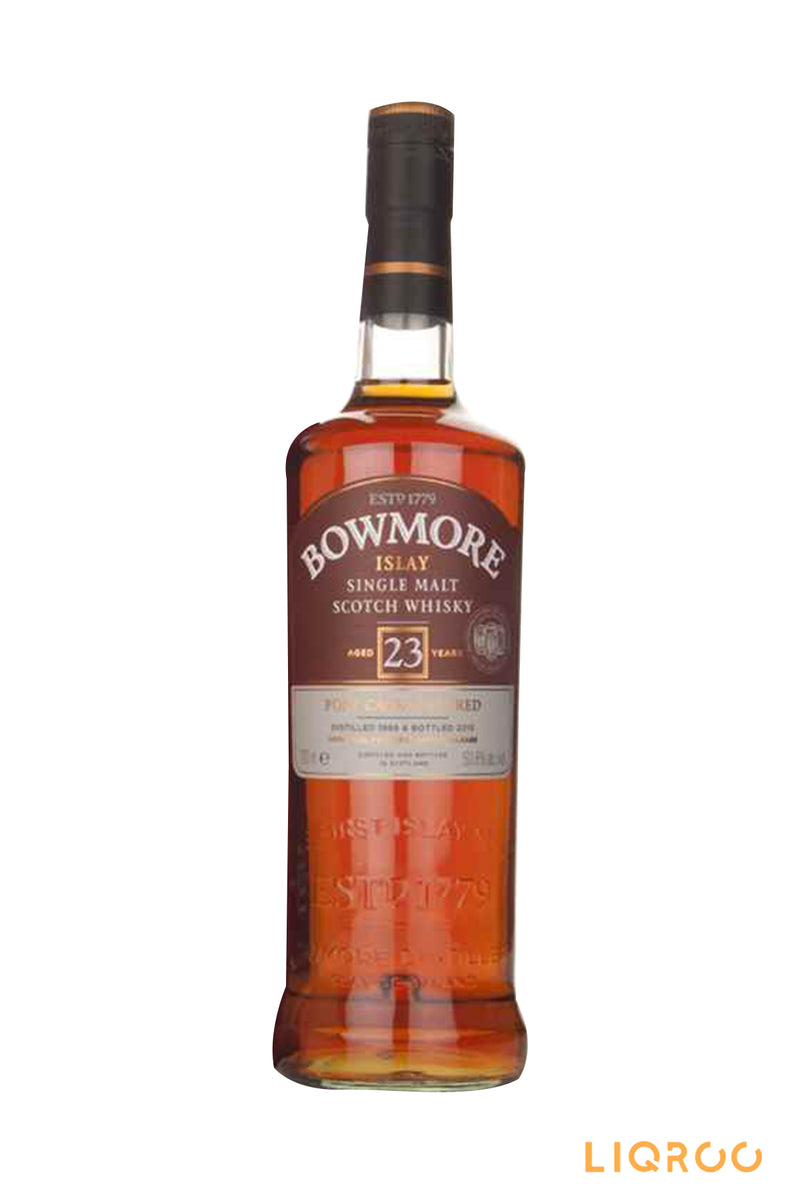 Bowmore 23 Year Old 1989 Port Matured Islay