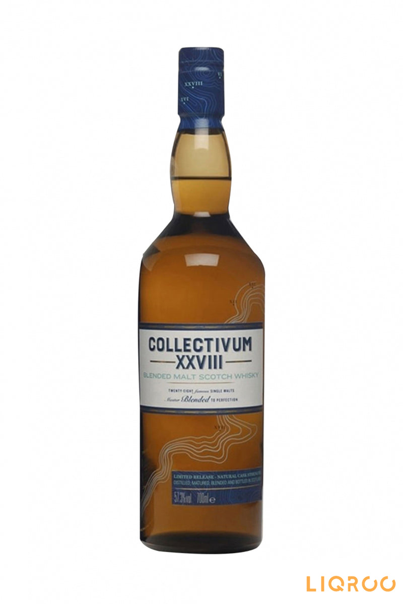 Collectivum XXVIII Special Releases Blended Malt Whisky