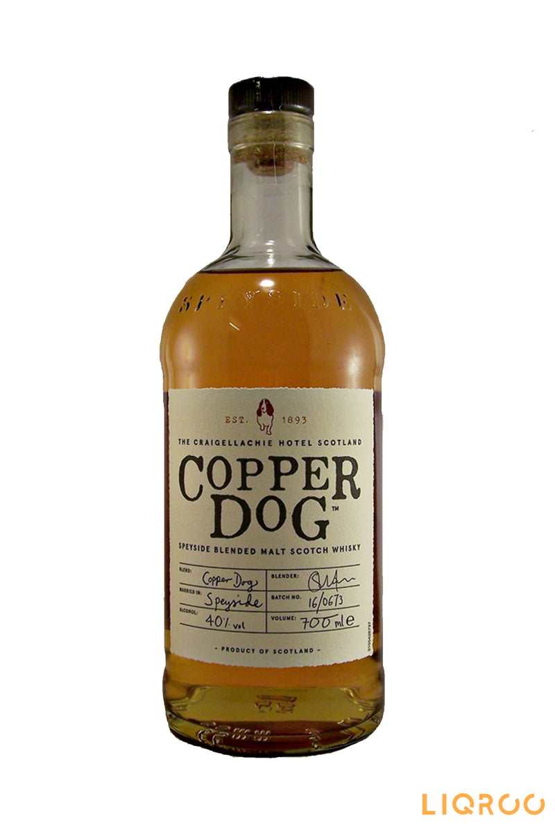 Copper Dog Blended Malt Scotch Whisky