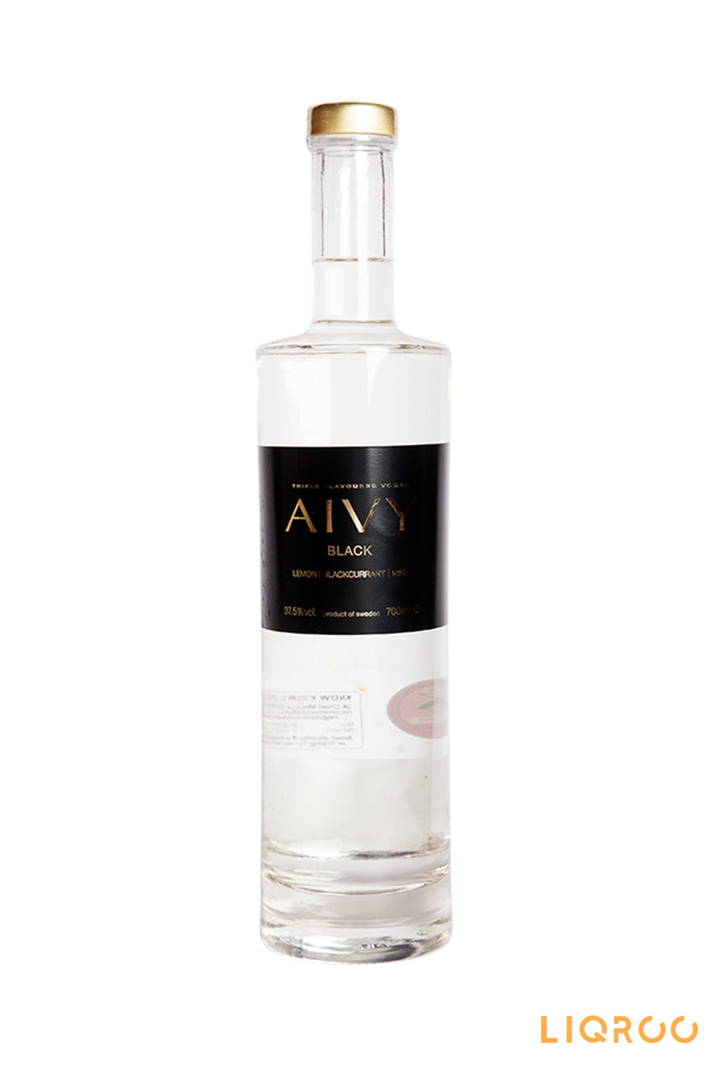 Aivy Black Lemon, Blackcurrant & Mint Vodka