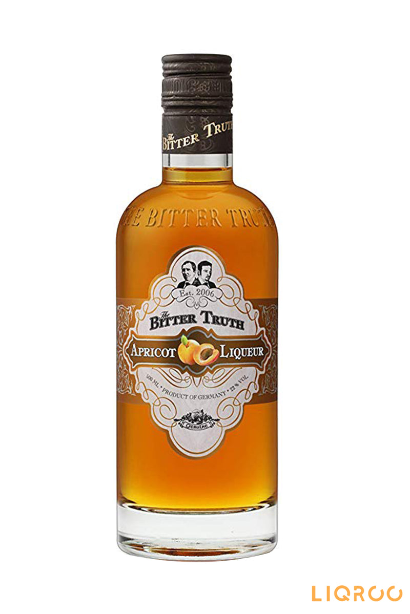 Bitter Truth Apricot Liqueurs
