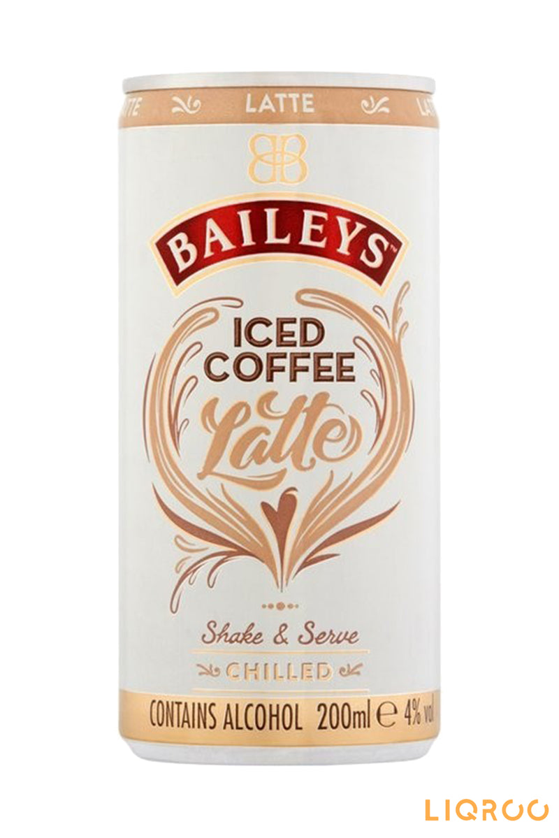 Baileys Iced Coffee Latte Other Spirits