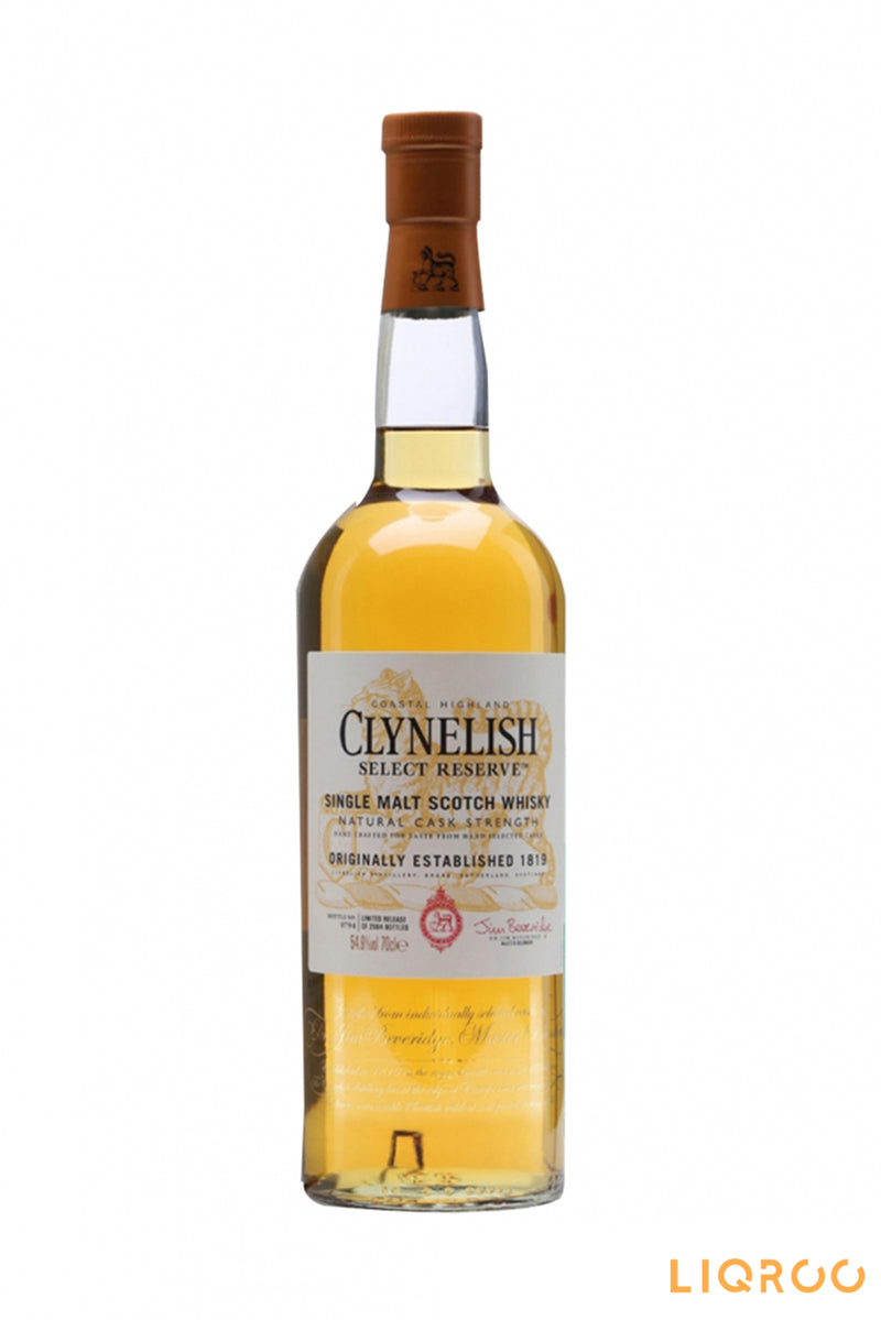 Clynelish Select Reserve Single Malt Scotch Whisky