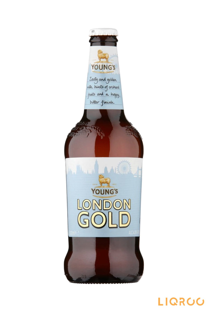 Youngs London Gold Bitter Beer