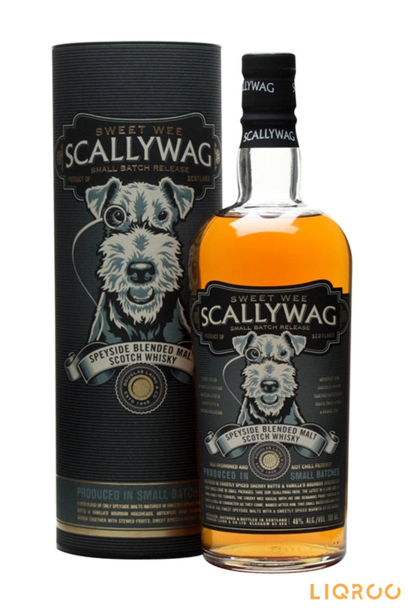 Douglas Laing Scallywag SpeysideBlended Malt Scotch Whisky