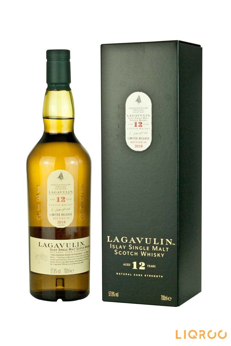 Lagavulin 12 Year Old Special Releases 2018