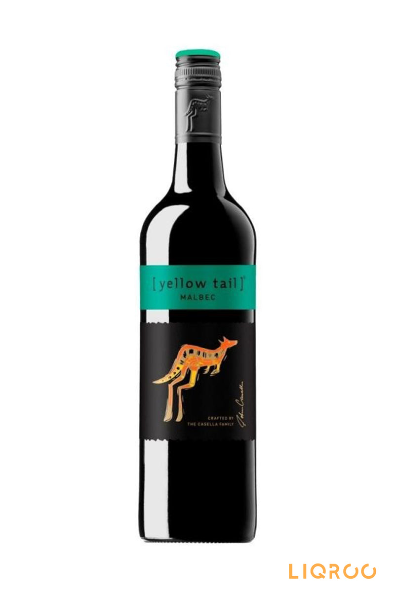 Yellow Tail Malbec Red Wine