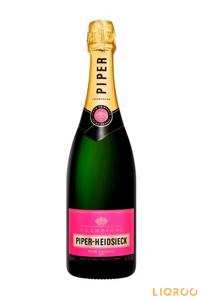 Piper Heidsieck Brut Sauvage Champagne