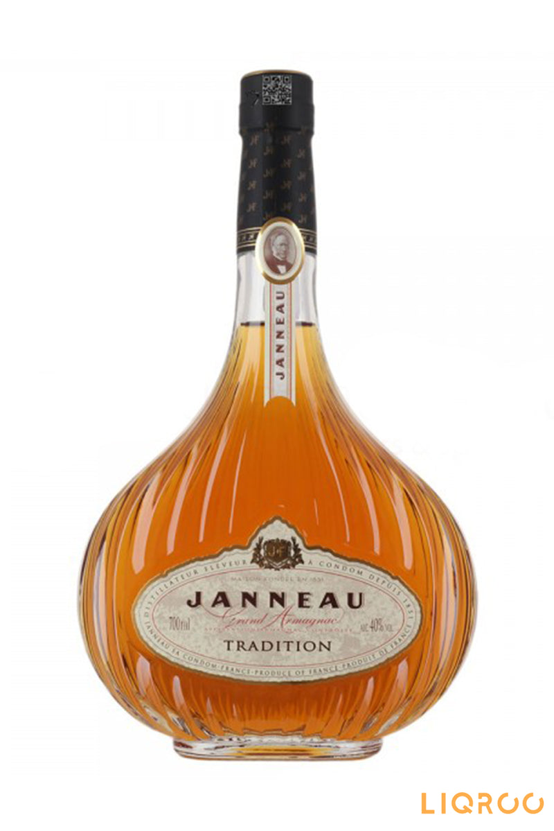 Janneau VS Tradition Grand Armagnac Brandy
