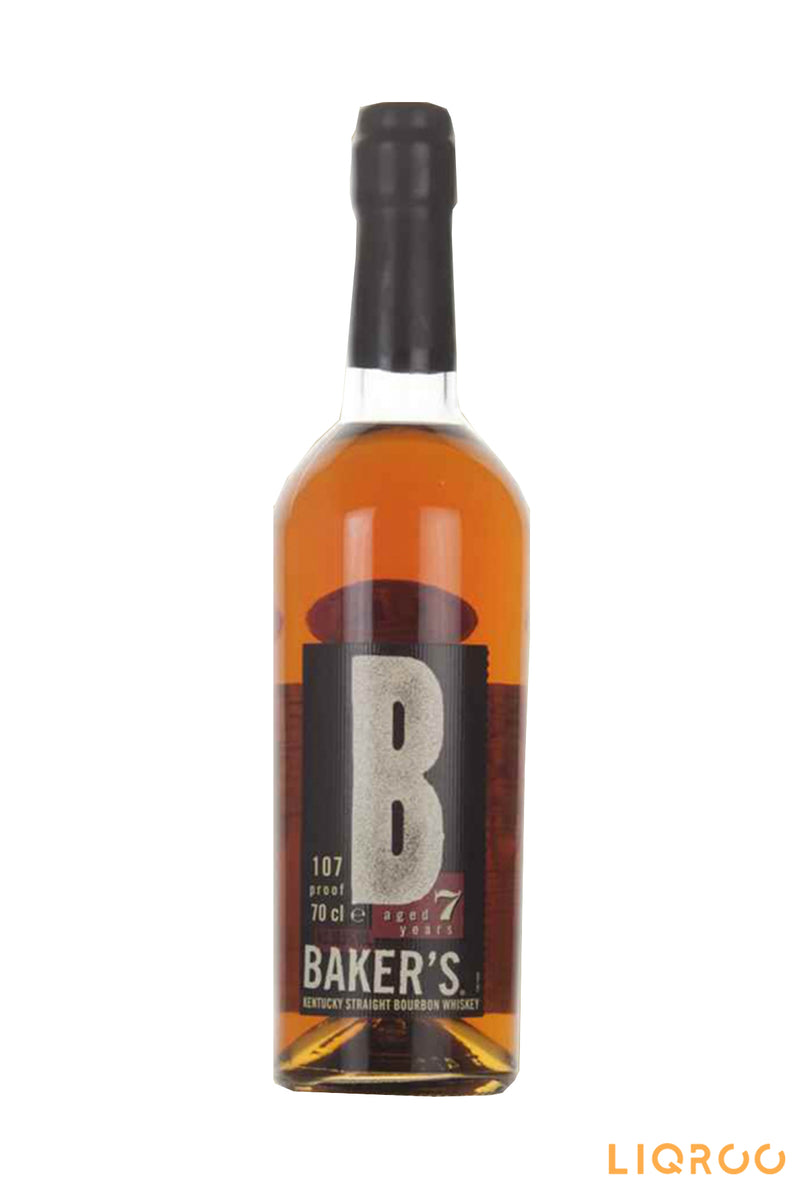 Baker's 7 Year Old Kentucky Straight Bourbon Whisky