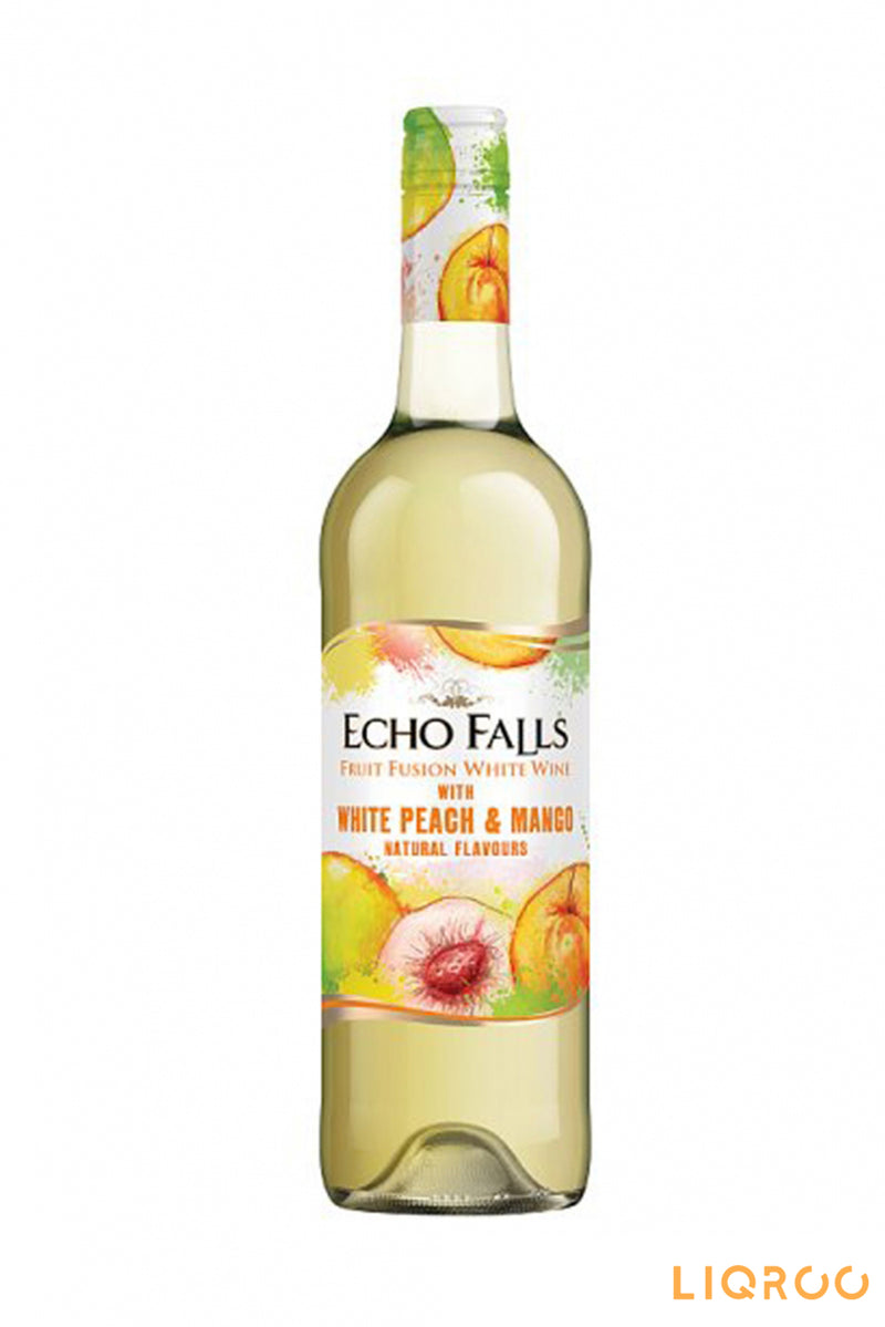 Echo Falls Fruit White Peach And Mango White Wine