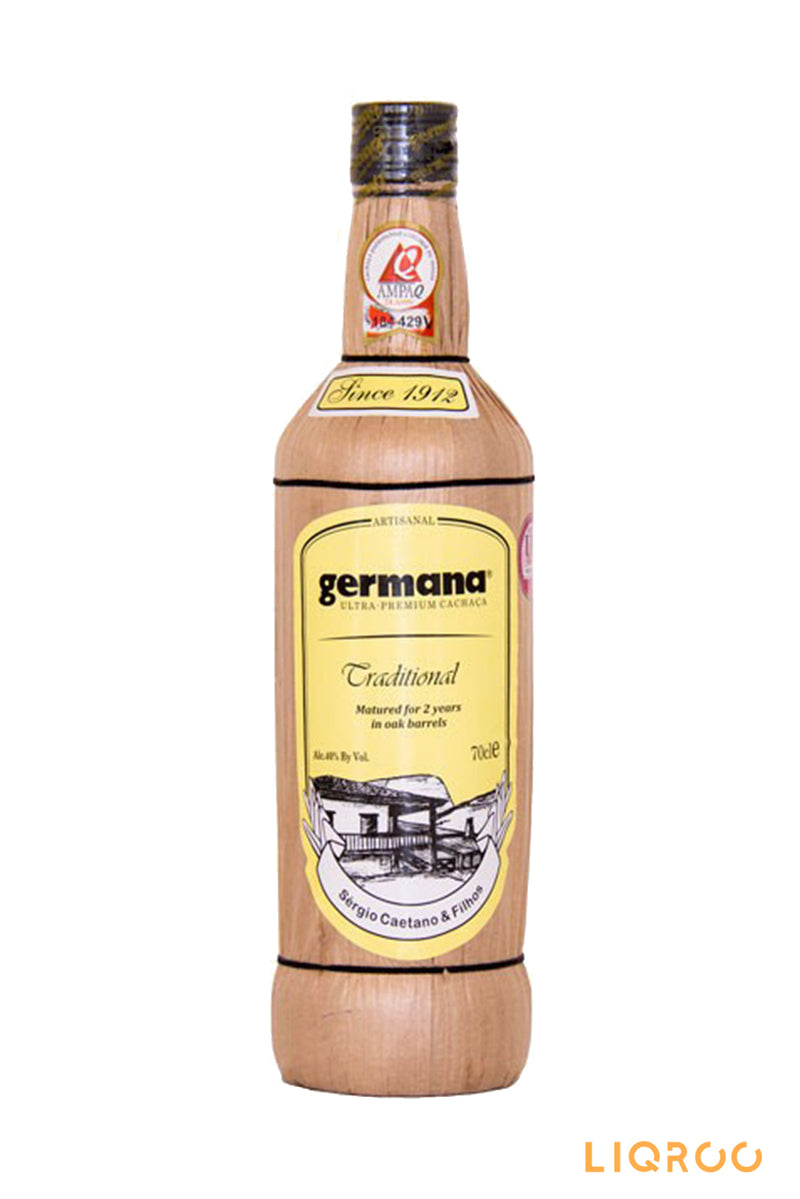 Germana Traditional 2 Year Cachaca