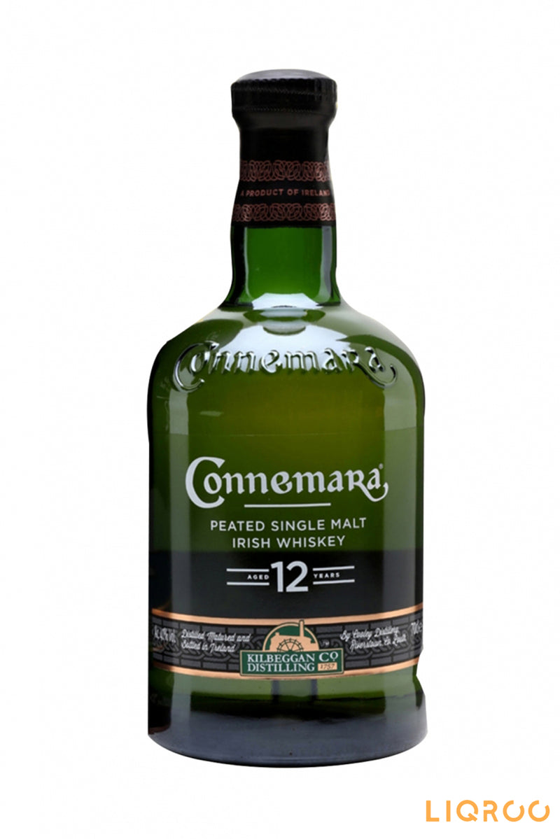 Connemara 12 Year Old Peated Irish Whisky
