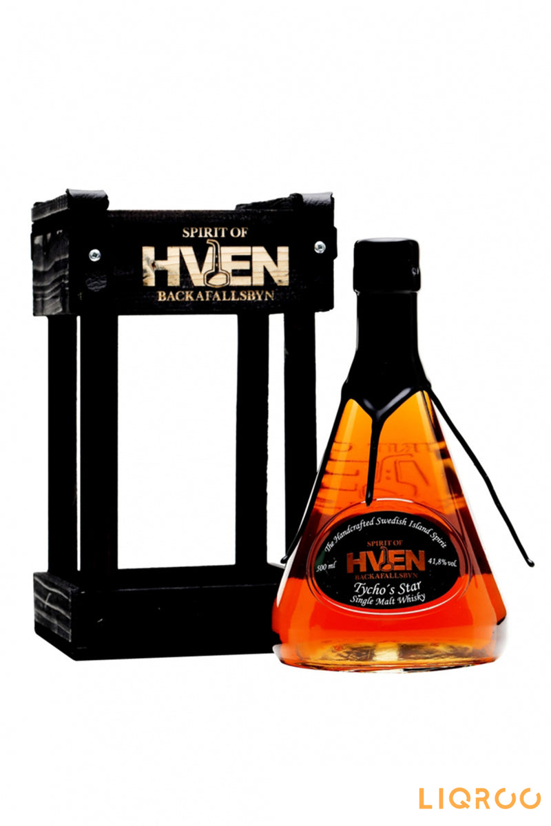 Spirit Of Hven Tycho's Star Organic Scotch Whisky