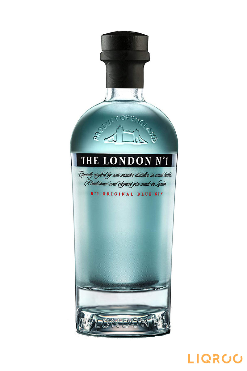 City of London No.1 Blue Gin