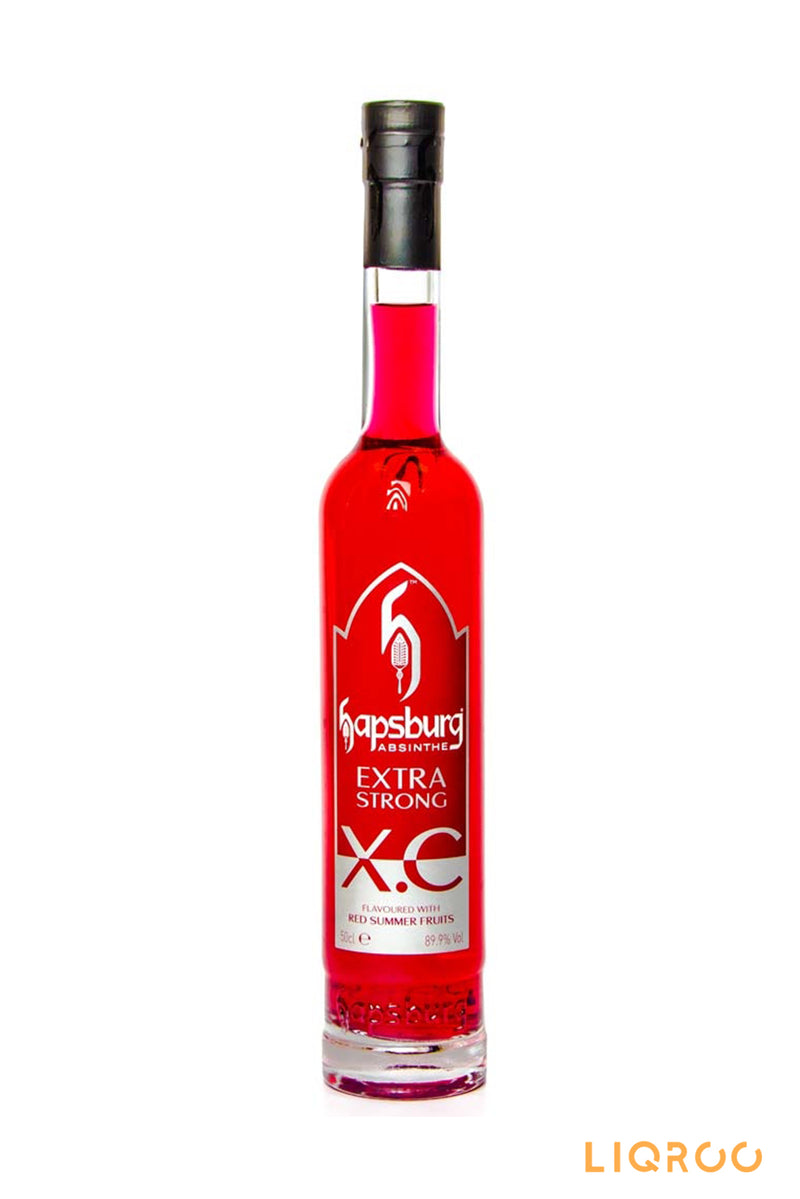 Hapsburg Absinthe XC - Red Summer Fruits Other Spirits