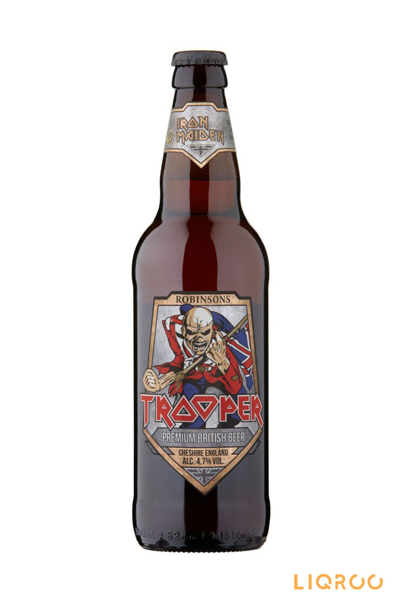 Robinsons Iron Maiden Trooper Ale