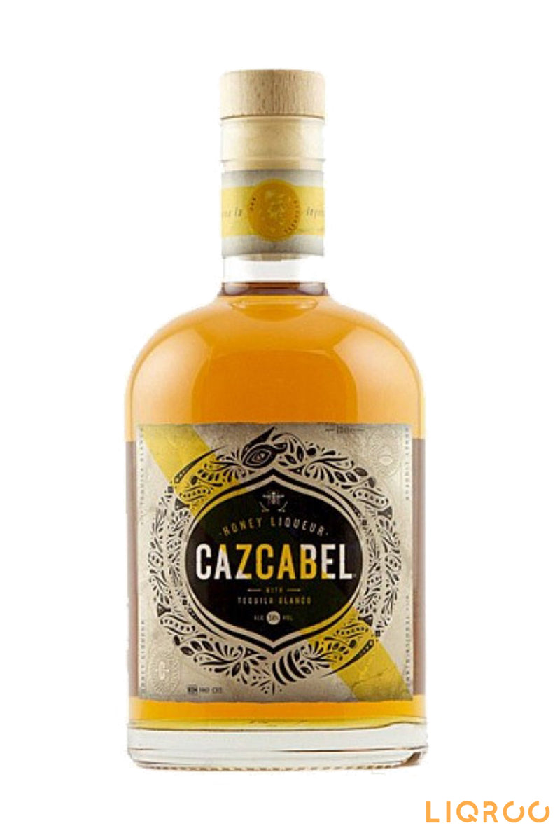 Cazcabel Honey Liqueur With Tequila